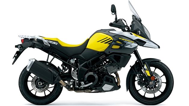 Novità Suzuki 2018: V-Strom 1000 Feel More e Globe Rider - Foto 7 di 8