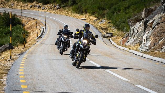 Novità Suzuki 2018: V-Strom 1000 Feel More e Globe Rider - Foto 3 di 8