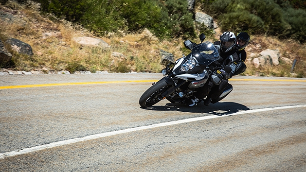 Novità Suzuki 2018: V-Strom 1000 Feel More e Globe Rider - Foto 4 di 8