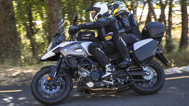 Novità Suzuki 2018: V-Strom 1000 Feel More e Globe Rider - Foto 6 di 8