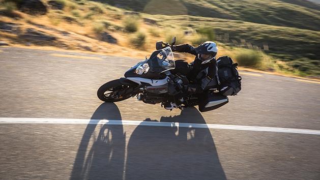 Novità Suzuki 2018: V-Strom 1000 Feel More e Globe Rider - Foto 5 di 8