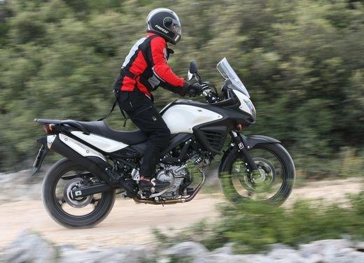 Nuova Suzuki V-Strom: ecco la lista ed il prezzo della gamma accessori