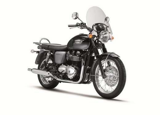 Triumph Extra: Tiger 800, Speed Triple e altri modelli con accessori in offerta - Foto 12 di 14