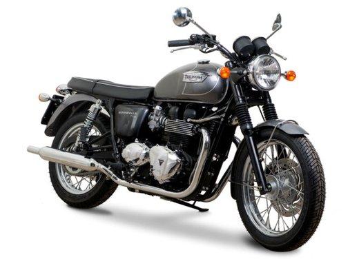 Triumph Bonneville Special Limited Edition