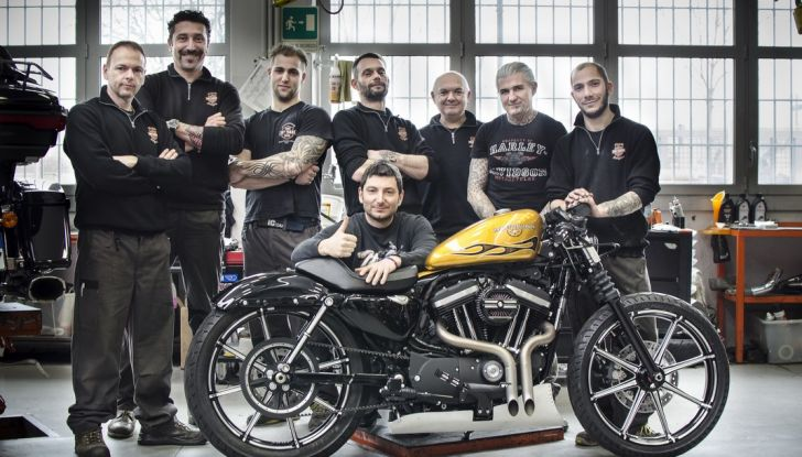 Harley-Davidson Bologna trionfa alla Battle of the Kings 2016 Italia - Foto 5 di 13