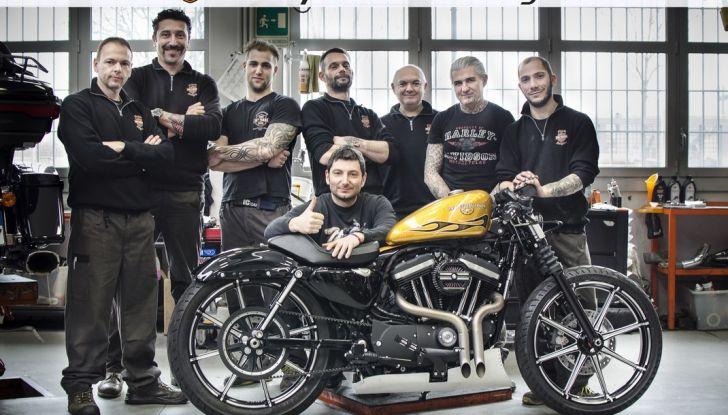 Harley-Davidson Bologna trionfa alla Battle of the Kings 2016 Italia - Foto 6 di 13