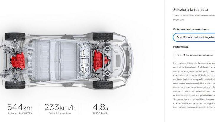 Tesla Model 3 diventa una consolle per videogame - Foto 1 di 23