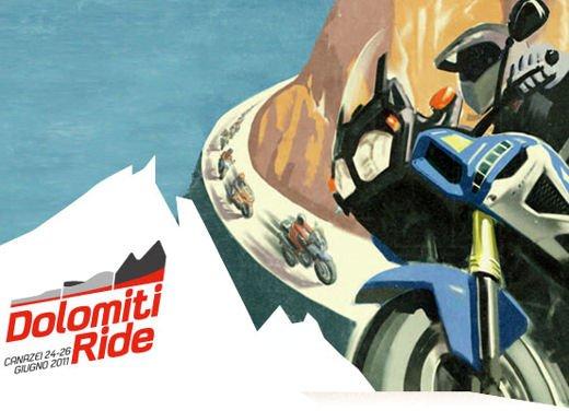 Dolomiti Ride 2011: a Canazei dal 24 al 26 giugno in sella alla Yamaha - Foto 1 di 15