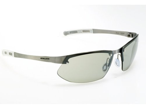 Occhiali per motociclisti in titanio by Emblema - Foto 7 di 28