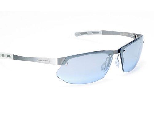 Occhiali per motociclisti in titanio by Emblema - Foto 2 di 28
