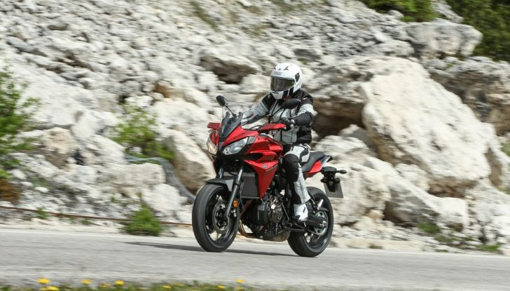 Prova su strada Yamaha Tracer 700: la Sport Tourer unica e affidabile - Foto 2 di 23