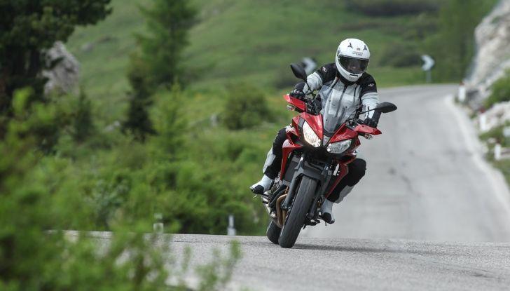 Prova su strada Yamaha Tracer 700: la Sport Tourer unica e affidabile - Foto 5 di 23