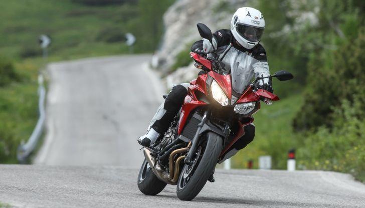 Prova su strada Yamaha Tracer 700: la Sport Tourer unica e affidabile - Foto 17 di 23