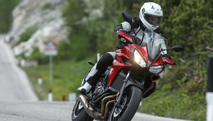 Prova su strada Yamaha Tracer 700: la Sport Tourer unica e affidabile - Foto 3 di 23