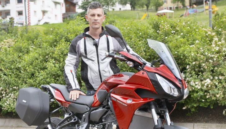 Prova su strada Yamaha Tracer 700: la Sport Tourer unica e affidabile - Foto 23 di 23