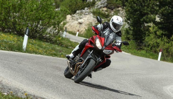 Prova su strada Yamaha Tracer 700: la Sport Tourer unica e affidabile - Foto 7 di 23