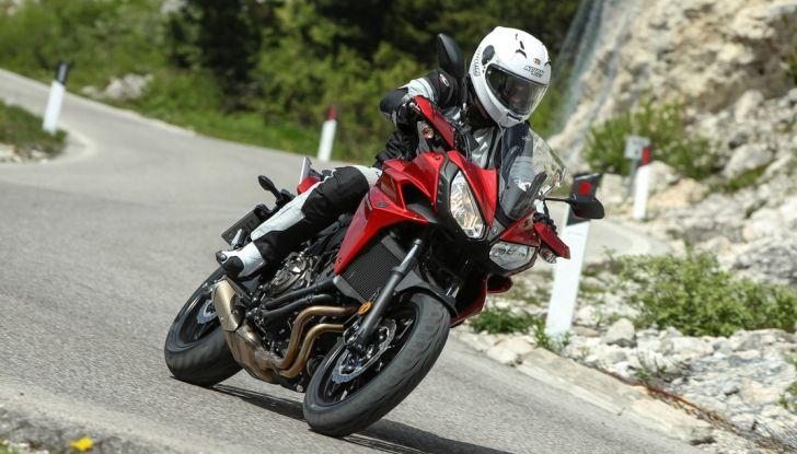 Prova su strada Yamaha Tracer 700: la Sport Tourer unica e affidabile - Foto 8 di 23