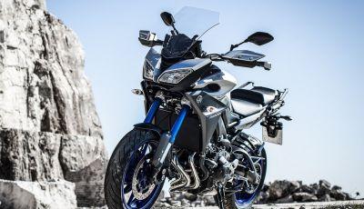 Yamaha MT-09 Tracer: Ammortizzatore di sterzo Ohlins da Andreani Group