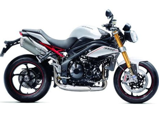 Triumph Speed Triple R - Foto 10 di 15