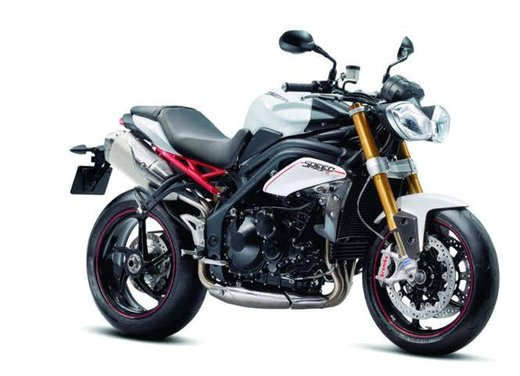 Triumph Speed Triple R - Foto 11 di 15
