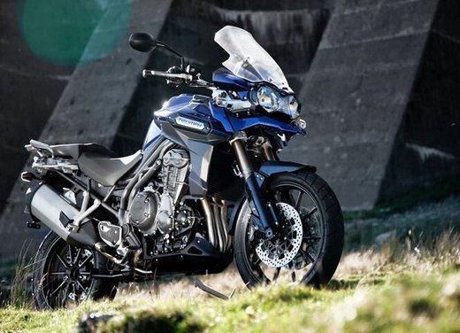 Triumph Tiger Explorer: da febbraio 2012 ad un prezzo di 15.290 Euro - Foto 22 di 28