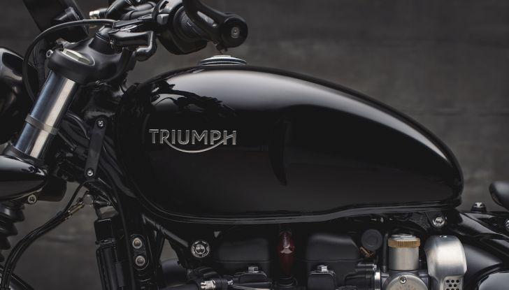 Triumph Classics '59, prova su strada di tre icone inglesi - Foto 11 di 23