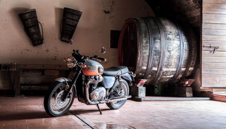 Triumph Classics '59, prova su strada di tre icone inglesi - Foto 3 di 23