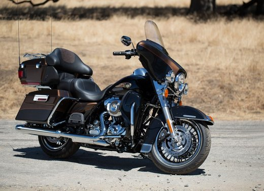 Harley-Davidson festeggia i suoi 110 anni alla European Bike Week 2012 - Foto 34 di 36