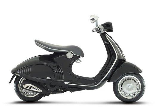 Piaggio Vespa 946: la scooter Piaggio di lusso in vendita nella primavera 2013 - Foto 30 di 32