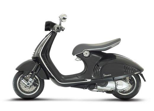 Piaggio Vespa 946: la scooter Piaggio di lusso in vendita nella primavera 2013 - Foto 31 di 32