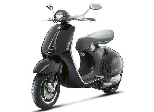 Piaggio Vespa 946: la scooter Piaggio di lusso in vendita nella primavera 2013 - Foto 29 di 32
