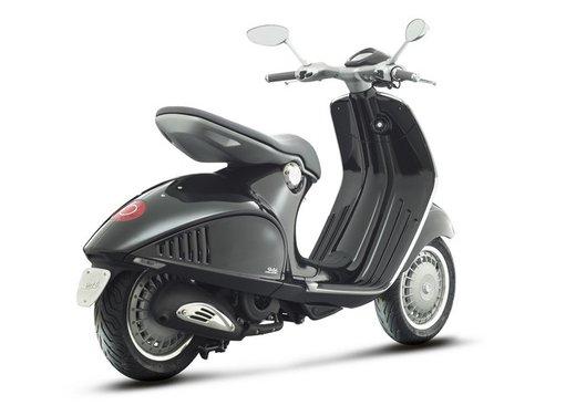 Piaggio Vespa 946: la scooter Piaggio di lusso in vendita nella primavera 2013 - Foto 32 di 32