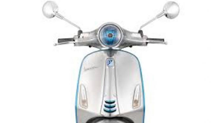 La nuova Vespa è 100% elettrica ed è tutta italiana - Foto 5 di 6