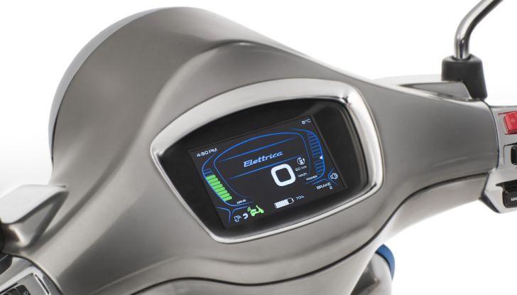 La nuova Vespa è 100% elettrica ed è tutta italiana - Foto 6 di 6
