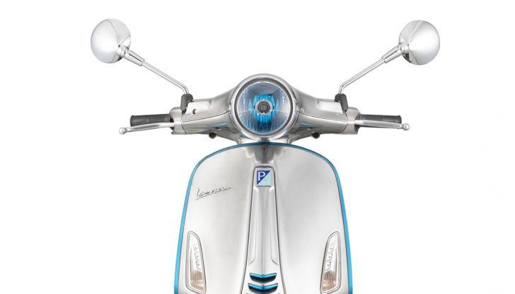 La nuova Vespa è 100% elettrica ed è tutta italiana - Foto 3 di 6