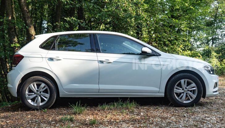 Volkswagen Polo TGI prova su strada, prezzi e consumi - Foto 7 di 18