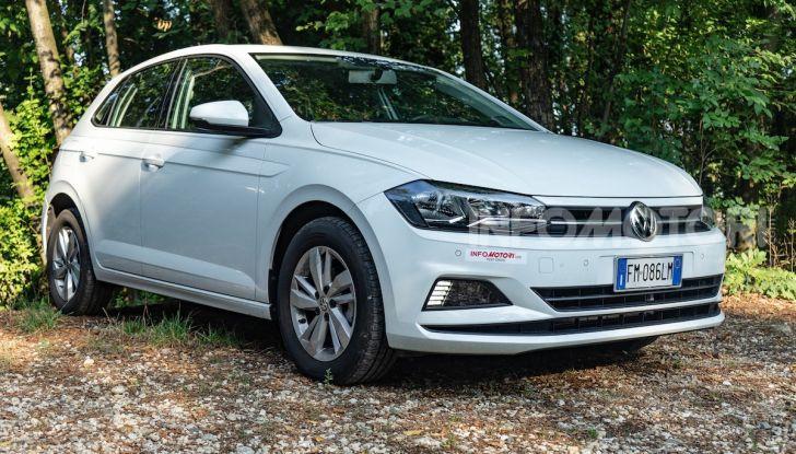 Volkswagen Polo TGI prova su strada, prezzi e consumi - Foto 5 di 18