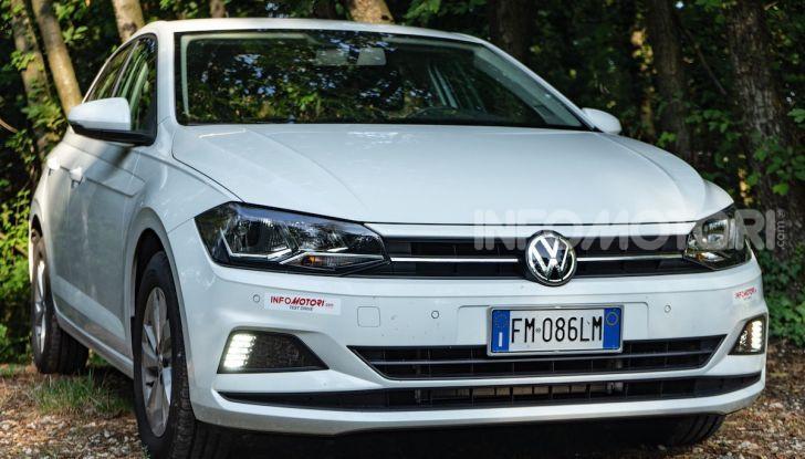 Volkswagen Polo TGI prova su strada, prezzi e consumi - Foto 6 di 18