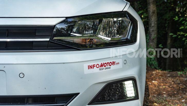 Volkswagen Polo TGI prova su strada, prezzi e consumi - Foto 3 di 18