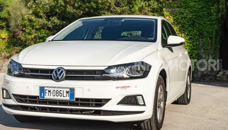 Volkswagen Polo TGI prova su strada, prezzi e consumi - Foto 8 di 18
