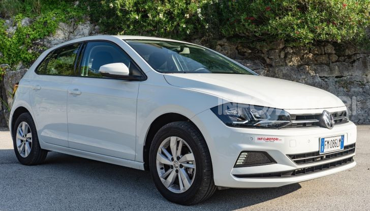 Volkswagen Polo TGI prova su strada, prezzi e consumi - Foto 2 di 18