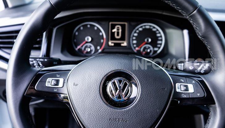 Volkswagen Polo TGI prova su strada, prezzi e consumi - Foto 11 di 18