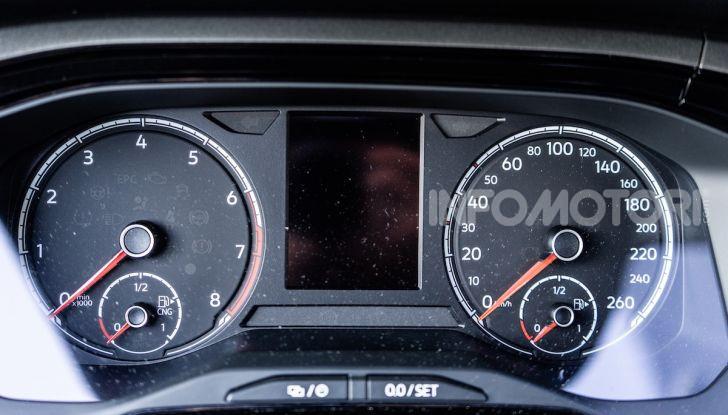 Volkswagen Polo TGI prova su strada, prezzi e consumi - Foto 12 di 18