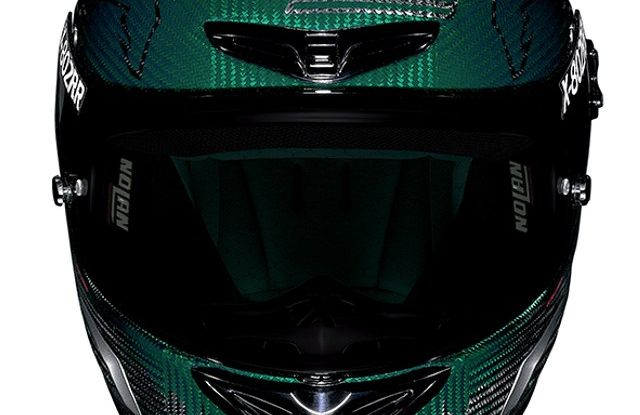 Casey Stoner presenta il Nolan X-802RR Ultra Carbon SuperHero - Foto 2 di 16