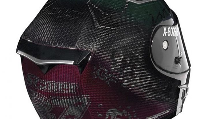 Casey Stoner presenta il Nolan X-802RR Ultra Carbon SuperHero - Foto 5 di 16