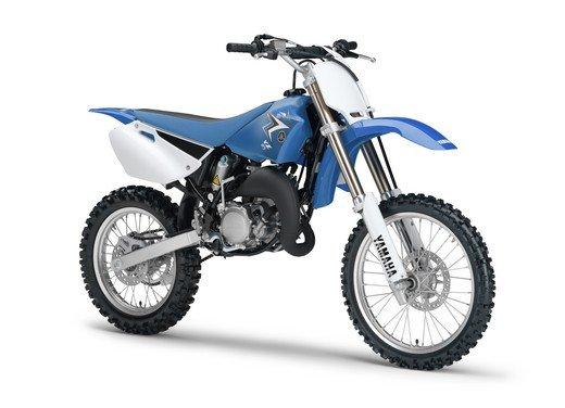 Yamaha gamma cross 2012
