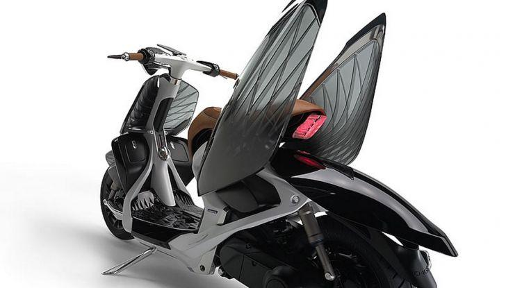 Yamaha 04GEN: al Vietnam Motorcycle Show il concept del nuovo scooter - Foto 1 di 3