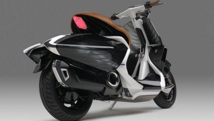 Yamaha 04GEN: al Vietnam Motorcycle Show il concept del nuovo scooter - Foto 3 di 3