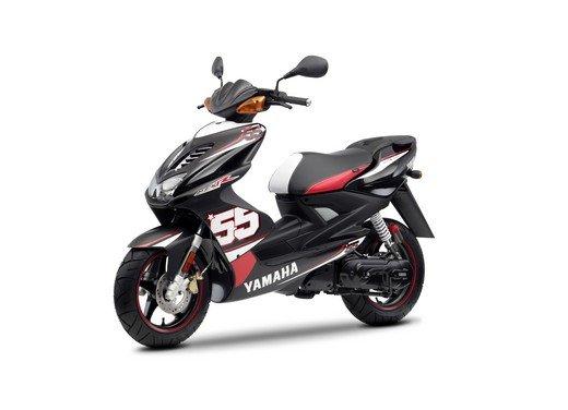 Yamaha Aerox SP55