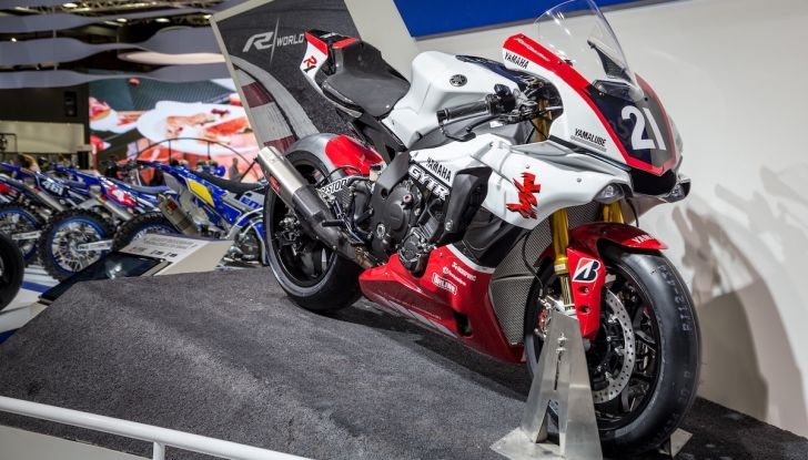 Novità Yamaha a EICMA 2018 - Foto 1 di 33